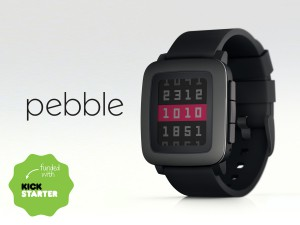 Pebble klockan